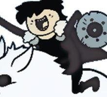 Adventure Time Parody Sticker
