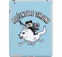 Adventure Time Parody iPad Case/Skin
