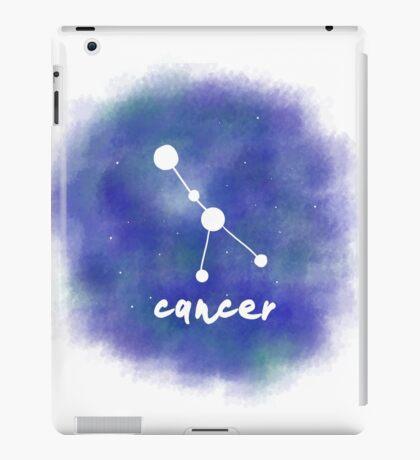 Cancer Constellation iPad Case/Skin