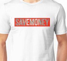Save money 4 - One dollar Bill Unisex T-Shirt