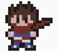 Pixel Strider Hiryu One Piece - Short Sleeve