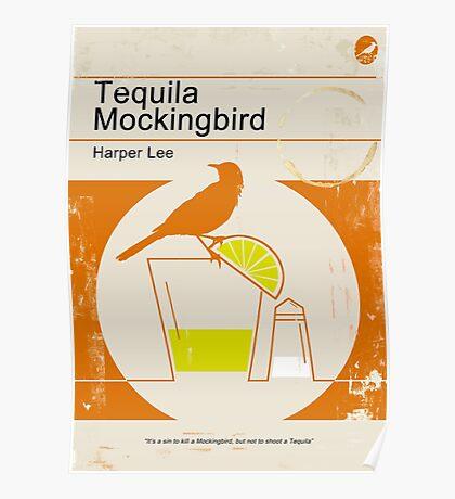 Tequila Mockingbird Poster