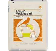 Tequila Mockingbird iPad Case/Skin