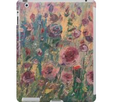Oil Rose iPad Case/Skin