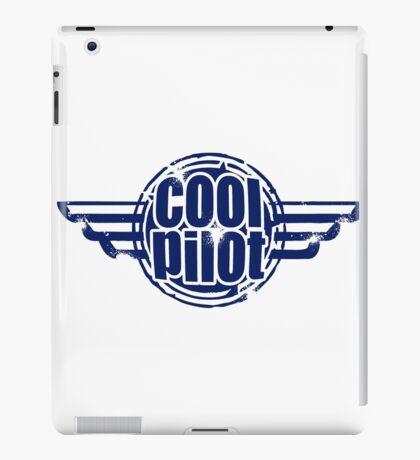 Cool Pilot iPad Case/Skin