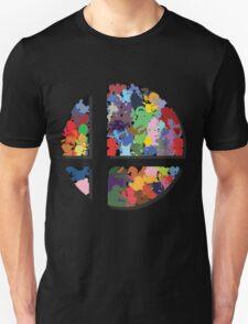 SMASH COLORS! Unisex T-Shirt