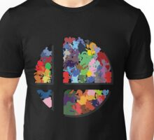 SMASH COLORS! Unisex T-Shirt