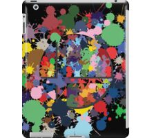 SMASH COLORS! iPad Case/Skin