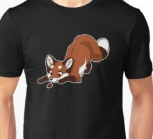 Little Red Fox Unisex T-Shirt
