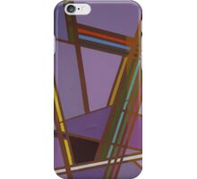 Untitled Painting #28 iPhone Case/Skin