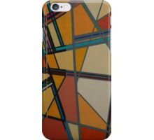 Untitled Painting #29 iPhone Case/Skin