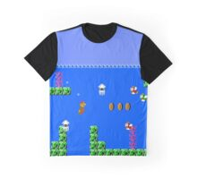Mario Waterworld Graphic T-Shirt