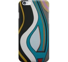 Untitled Painting #30 iPhone Case/Skin