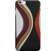 Untitled Painting #31 iPhone Case/Skin
