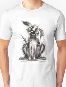 Scruffy mutt Unisex T-Shirt