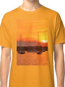 Fiery Skies Classic T-Shirt