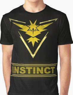 Pokemon Team Instinct Graphic T-Shirt