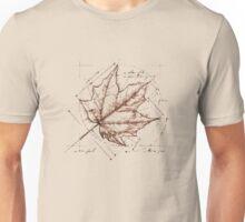 Fall, Deconstructed Unisex T-Shirt