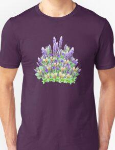 Lavender Sheaf Unisex T-Shirt