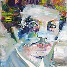 RICHARD STRAUSS - oil portrait by lautir