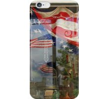 Reflections of Our Flag iPhone Case/Skin