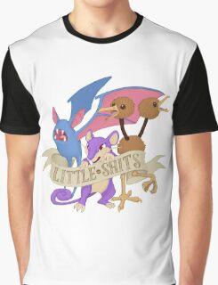 Little Shits Graphic T-Shirt