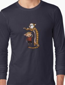 CalFinn and HobbJake Long Sleeve T-Shirt