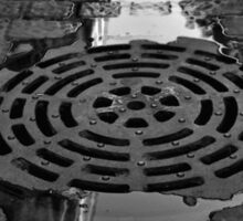 Sewer Sticker