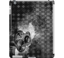 vintage images V iPad Case/Skin