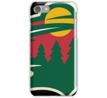 Minnesota Wild  iPhone Case/Skin