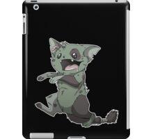 Zombie Kitty iPad Case/Skin