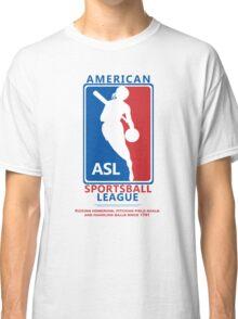 American Sportsball League Classic T-Shirt