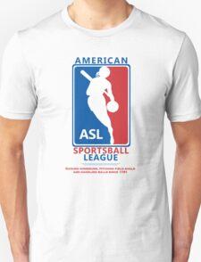 American Sportsball League T-Shirt