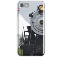 Beautiful Steam Engine Train  iPhone Case/Skin