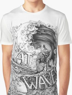 Eat Waves Graphic T-Shirt