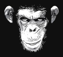 Cool Ape Kids Tee