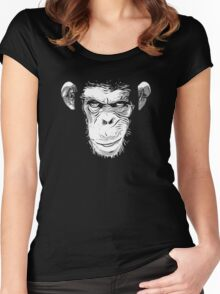 Cool Ape Women's Fitted Scoop T-Shirt