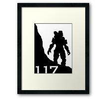 John 117 Framed Print