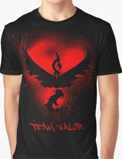 Team Valor Spray Graphic T-Shirt