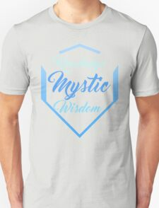 Wisdom Knowledge Mystic - Pokemon GO Unisex T-Shirt
