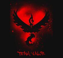 Team Valor Spray Unisex T-Shirt