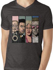 Preacher :Arseface, Jesse, Tulip and Cassidy Mens V-Neck T-Shirt