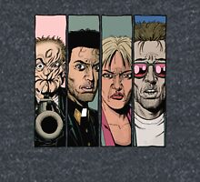 Arseface, Jesse, Tulip and Cassidy from Preacher Classic T-Shirt