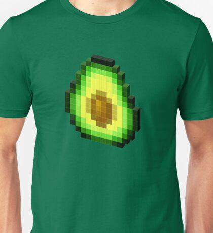 Pixel Avocado Unisex T-Shirt