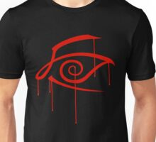 Crimson Eye Unisex T-Shirt