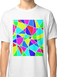 Colorful abstraction Classic T-Shirt