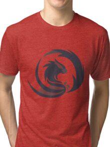 Lurking Predator - Nargacuga Tri-blend T-Shirt