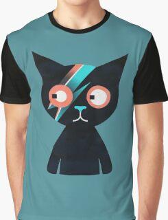 Flash Cat Graphic T-Shirt