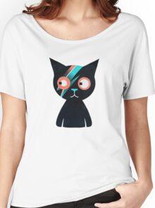 Flash Cat Women's Relaxed Fit T-Shirt