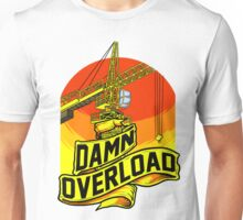 tower crane of sunrise Unisex T-Shirt